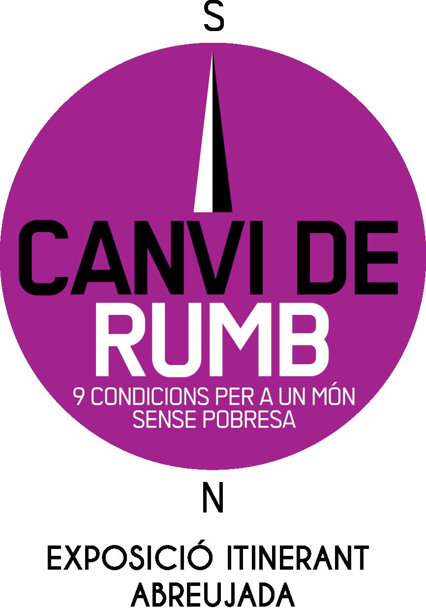 Logo Canvi de Rumb