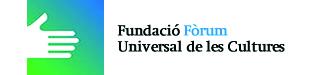 Logo Fundació Fòrum Universal de les Cultures