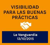 Visibilidad para las buenas prácticas