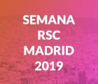Semana RSC en Madrid