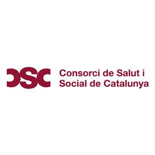 logo Consorcio de Salud y Social de Cataluña